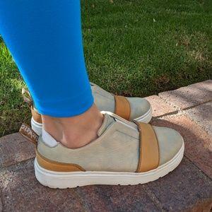 Dr. Marten's slip-on shoes